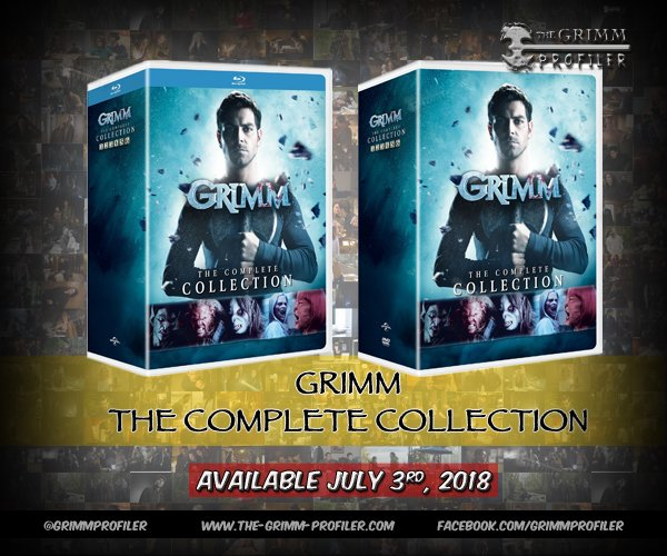 Grimm: The Complete Collection – Release Date