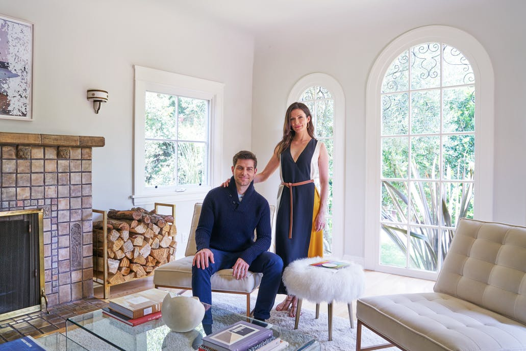 Inside Two 'Grimm' Stars' Spanish Modern Los Angeles Home – Apartment Therapy