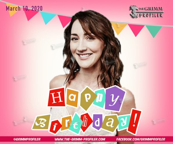 Happy Birthday Bree Turner!