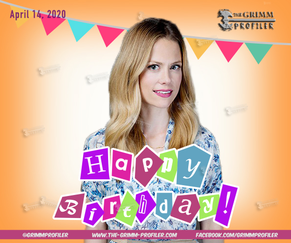 Happy Birthday Claire Coffee!