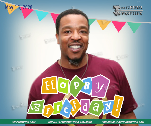 Happy Birthday Russell Hornsby!