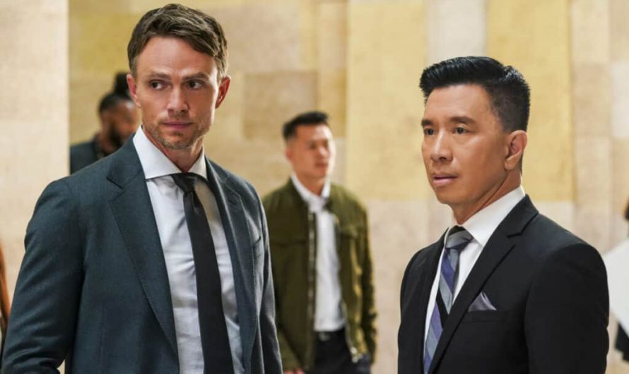 Reggie Lee talks about 'All Rise' making TV history as first scripted drama to do virtual episode – Inquirer