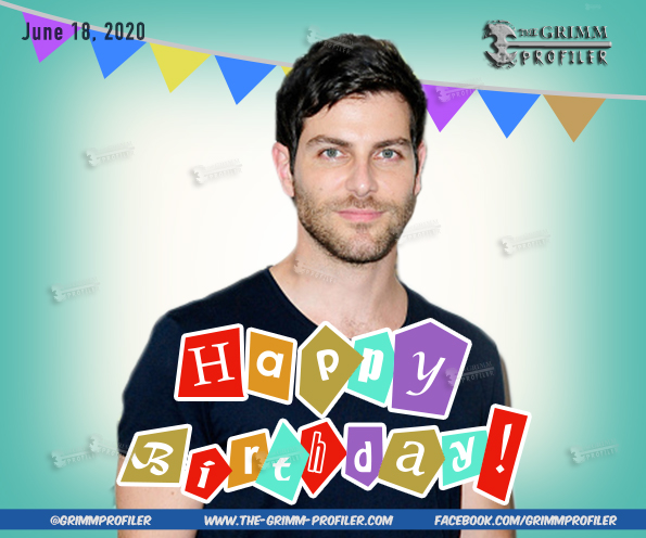 Happy Birthday David Giuntoli!