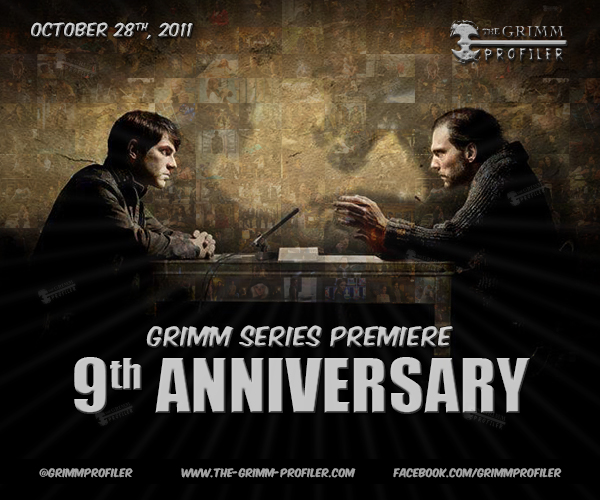 Grimm – Series Premiere 9th Anniversary