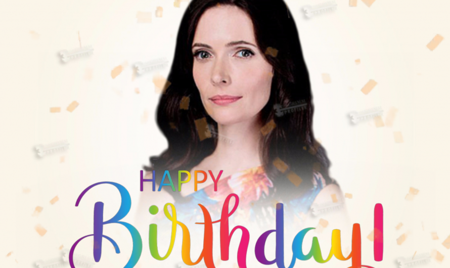 Happy Birthday Bitsie Tulloch!